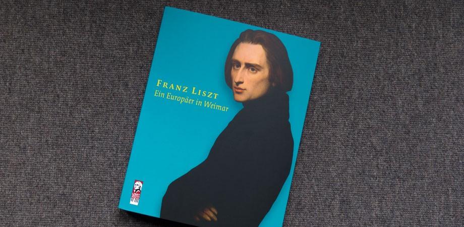 Franz Liszt Landesausstellung 2011 –Katalog Cover