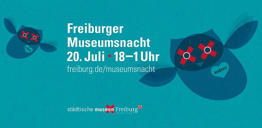 Freiburger Museumsnacht 2019
