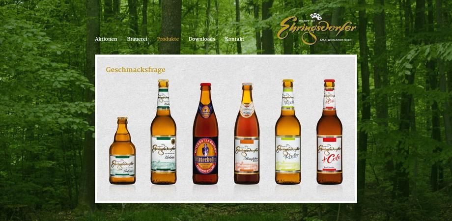 Ehringsdorfer Brauerei 175 Jahre Weimar