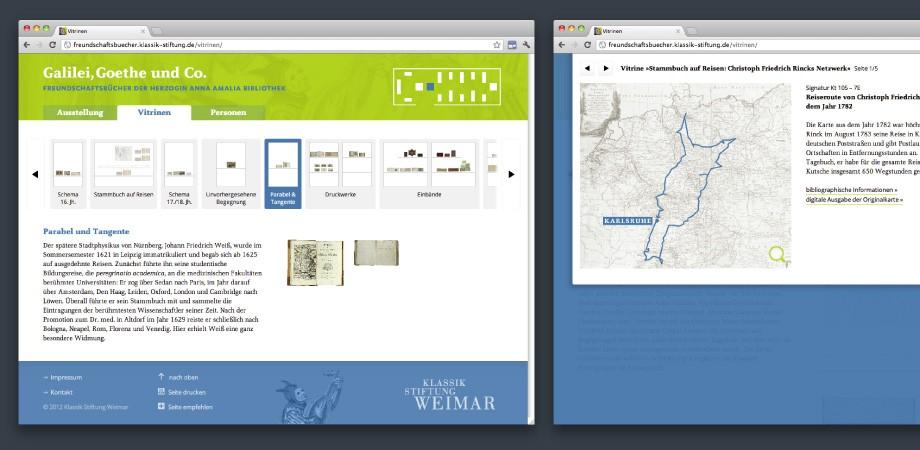 Herzogin Anna Amalia Bibliothek – Buchausstellung online erlebbar