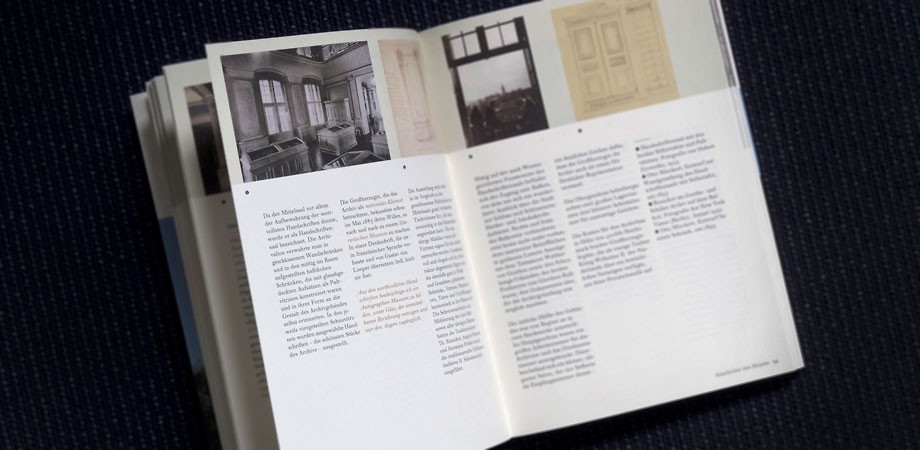 Hausmonographie Goethe- und Schiller-Archiv2012