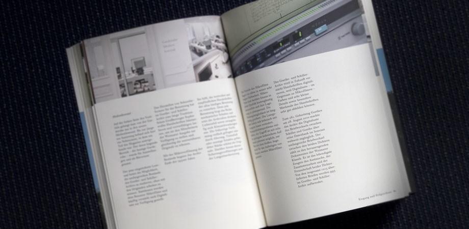 Hausmonographie Goethe- und Schiller-Archiv 2012