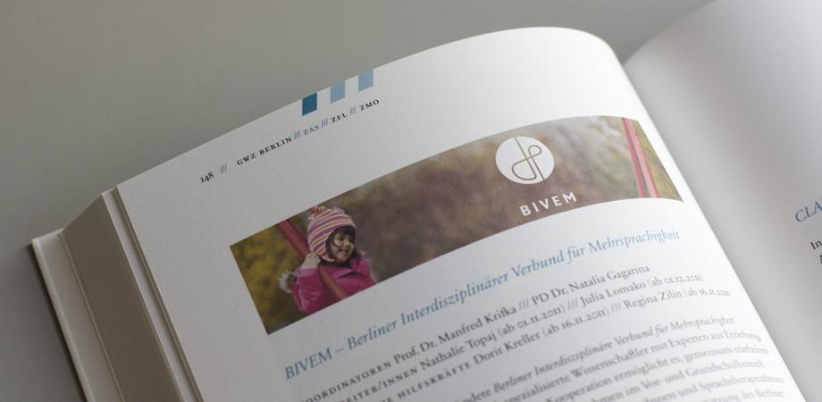 GWZ Berlin Jahrbuch 2011– Innenansicht