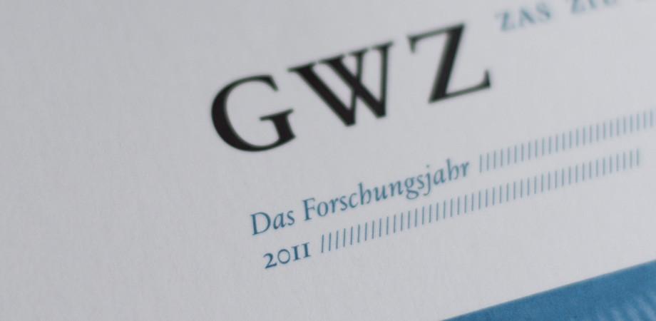 GWZ Berlin Jahrbuch 2011