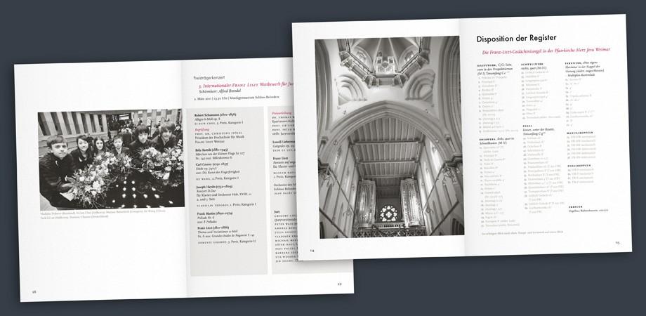 Hochschule für Musik – Jahrbuch Lisztjahr 2011