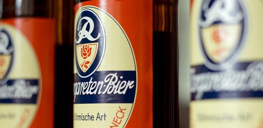 Margareten-Bier aus Pößneck