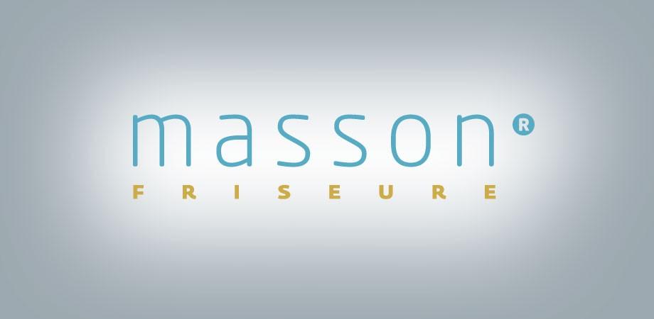 Friseur Masson AG mit neuem Erscheinungsbild der Marke Masson®Friseure