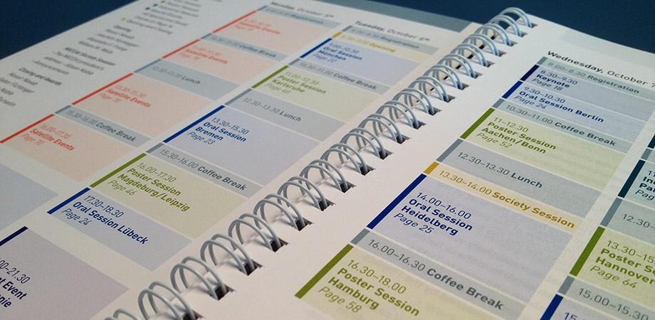 Programmheft Miccai 2015 · Internationaler Kongress München