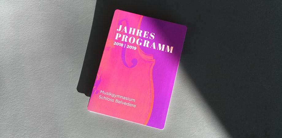 Musikgymnasium Schloss Belvedere · Z-Card