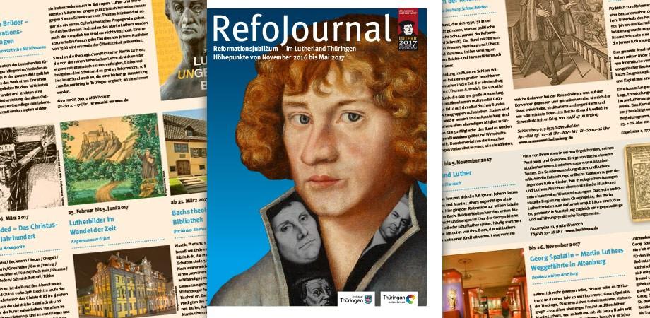 RefoJournal Staatskanzlei Thüringen · Ausgabe 1 2016