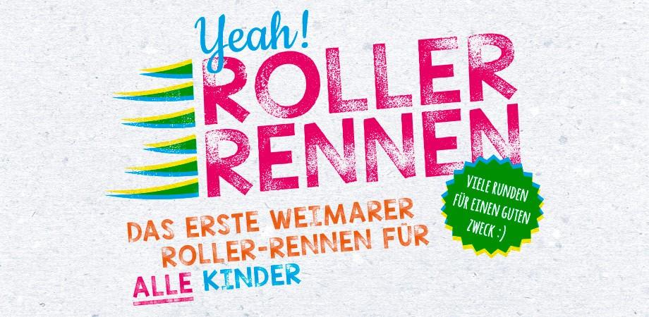 Roller-Rennen Weimar
