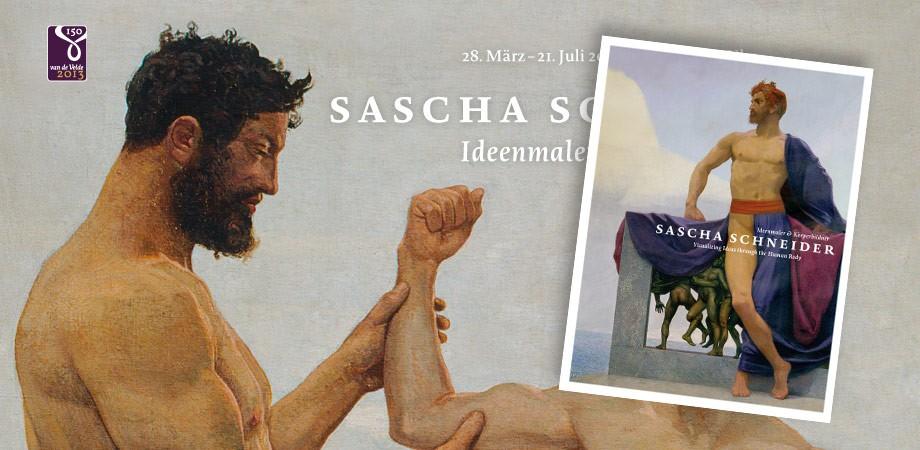 Sascha Schneider Ausstellung & Katalog – Goldwiege 2013