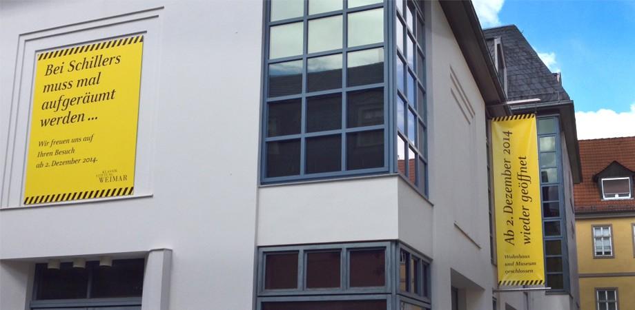 Schillerhaus Weimar 2014
