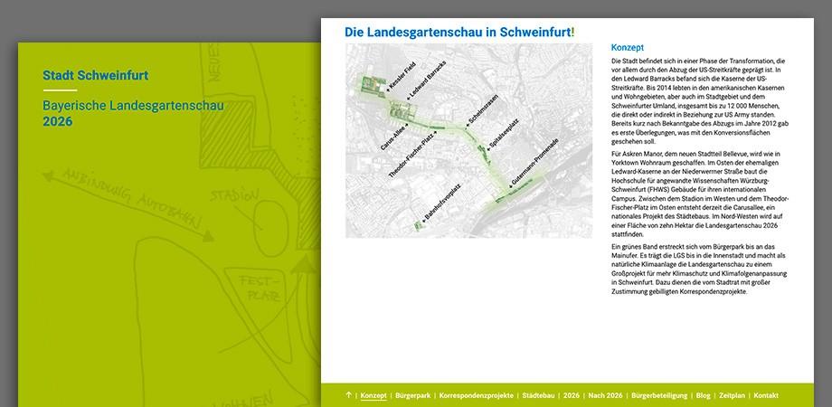Schweinfurt 2026 Website