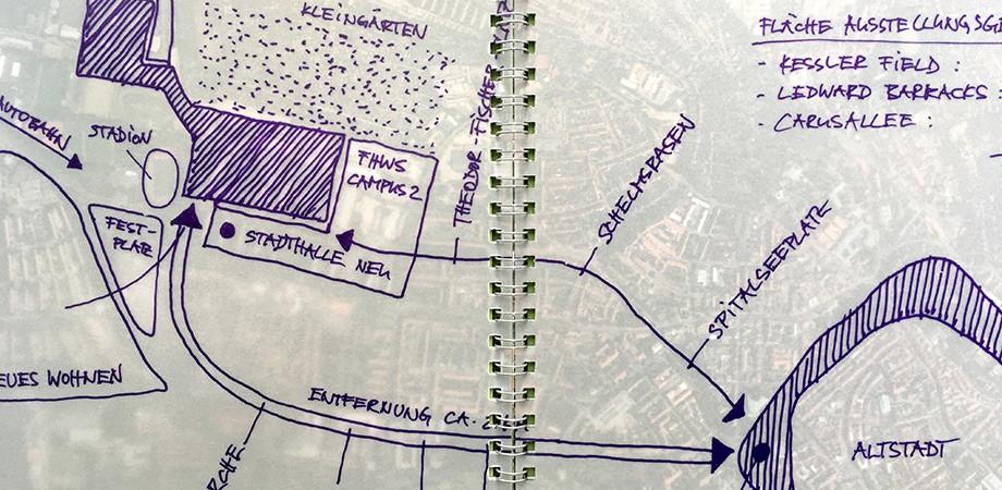 Schweinfurt Landesgartenschau 2026 – Broschur