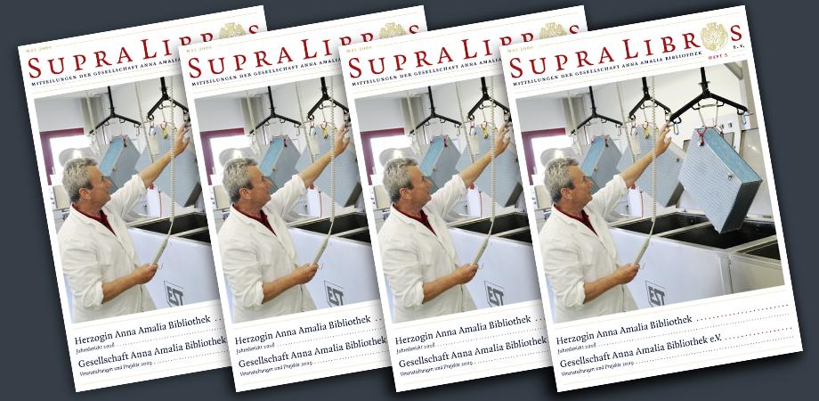Supralibros 1/2009 – Cover