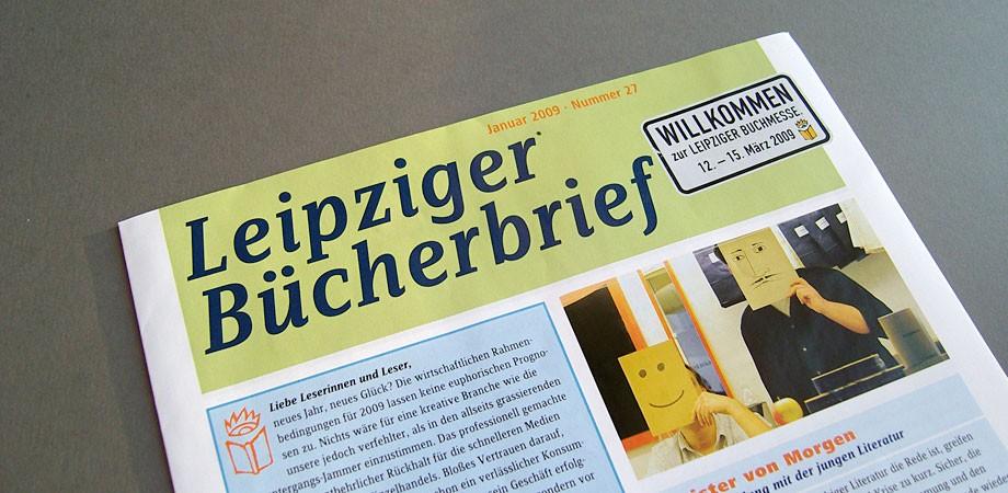 Leipziger Bücherbrief