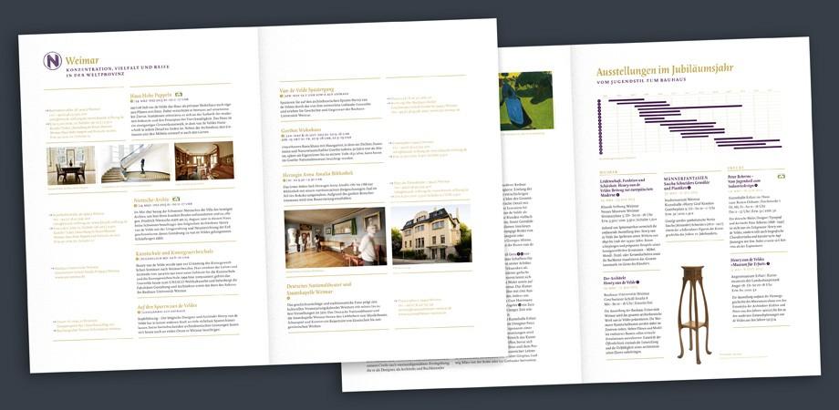 Van de Velde 2013 – Broschur