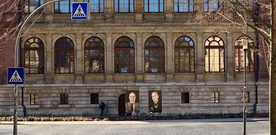 Die Zeugen · Weimar 2019 · Goldwiege