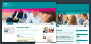 Website Jugendbildungsstätte