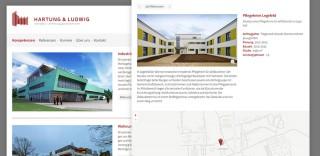 Web für Architekten