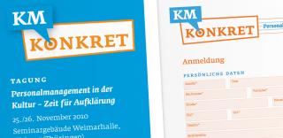 Konferenzdesign KM Konkret