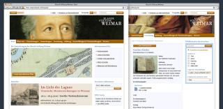 Klassik Stiftung Weimar online